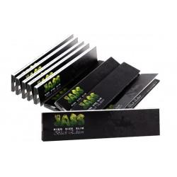 JASS SLIM Black Edition - Carnet de 33 Feuilles