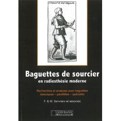 Baguettes de Sourcier en Radiesthésie Moderne