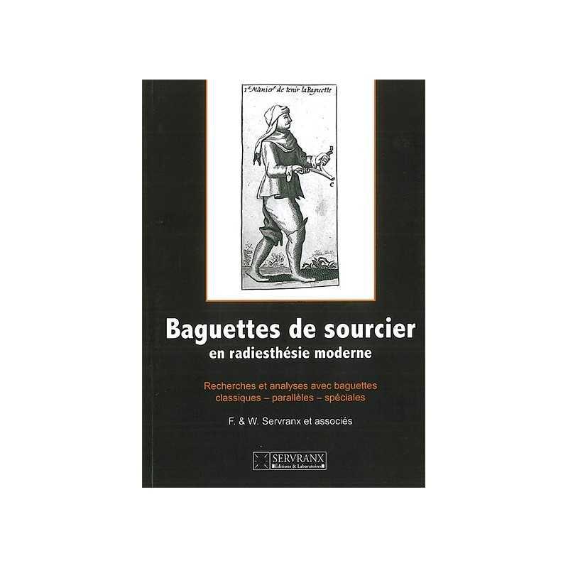Baguettes de Sourcier en Radhiesthésie Moderne