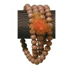 Mala Bois de Santal - 108 Perles - 8 MM (Sandalwood)