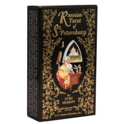 Tarot Russe de Saint Petersbourg - Russian Tarot of Saint Petersburg