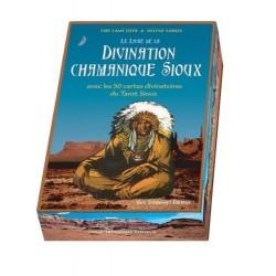 La Divination Chamanique SIOUX - Coffret Livre & 50 Cartes du Tarot Sioux