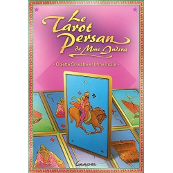 Le Tarot Persan De Madame Indira - Le Livre Colette Silvestre