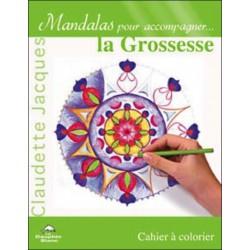 MANDALAS Pour Accompagner La Grossesse - A Colorier