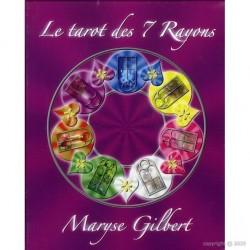 Tarot des 7 Rayons - Coffret 72 Cartes et Livret Explicatif