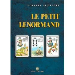 Livre Le Petit Lenormand (Interprétation du jeu de Cartes - Colette Silvestre)