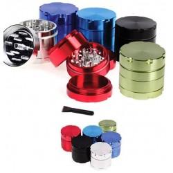 Grinder Color Polinator Delux - 40 MM - Couleurs aux Choix