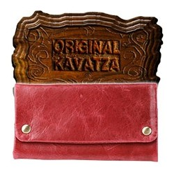 Blague à Tabac Cuir - KAVATZA Flamenco