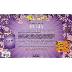 Coffret du Spiritisme - OUI JA - Planche + Livre + Cabochon Cristal