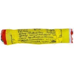 Drapeaux à Prières - Rouleau de 25 Dpx de 19 cm