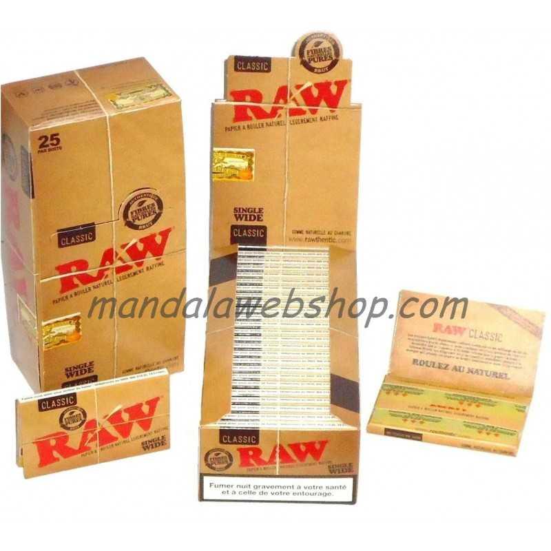 Raw regular lot de 50 carnets promo point relais - Point relais luxembourg ...