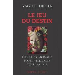 Le Jeu Du Destin - Yaguel Didier - 33 Cartes & Livre Complet