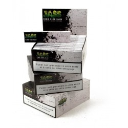 JASS SLIM - Lot de 500 Carnets