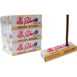 Encens Padmini - Minis Sticks - Boite de 10 Bâtonnets - (Dhoop Sticks)