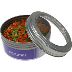 Encens AGRUMES Grains et Poudre -  Boite de 100 Grammes