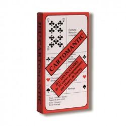 CARTOMANTIC - Jeu Divinatoire 32 Cartes + Livret