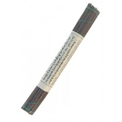 Encens Tibétain - DAKPA TAMDIN BRUN - 40 Bât. de 27 cm