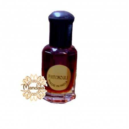 Huile essentielle de PATCHOULI - 10 ml - Made in India