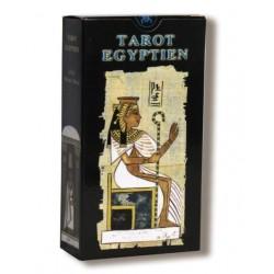 Tarot Egyptien - 78 Cartes (Silvana Alasia)