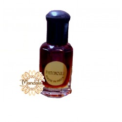 Huile essentielle de PATCHOULI - 5 ml - Made in India