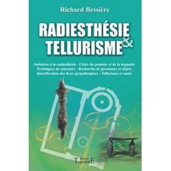 Radiesthésie & tellurisme - Richard Bessière (Livre)
