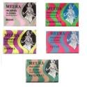 Encens Meera - Boite de 16 Cônes à l'unité - 17 Parfums au choix