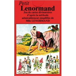 Petit LENORMAND - Jeu 37 Cartes + Livret (The Small Lenormand)