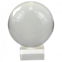 Boule de Cristal 100 mm + Support