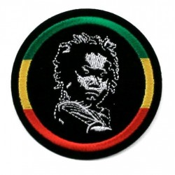 Ecusson Thermocollant RASTA BOY (Shield)