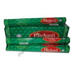 Encens Patchouli Sandesh Boite de 20 Bâtonnets
