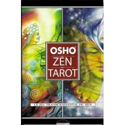 Coffret OSHO Zen Tarot - 79 Cartes et Livre 176 Pages