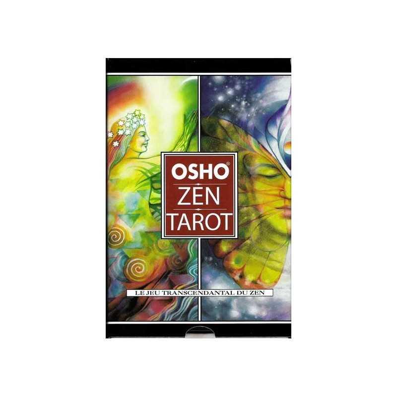 Coffret Osho Zen Tarot 79 Cartes Et Livre 176 Pages