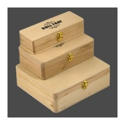 Boite Bois - Rangement pour Fumeur - SPLIFF BOX ROLL TRAY -  Tailles au Choix