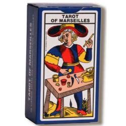 Mini Tarot De MARSEILLE GRIMAUD