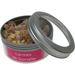 Encens LARMES DE SOMALIE Grains & Poudre - Boite de 100G