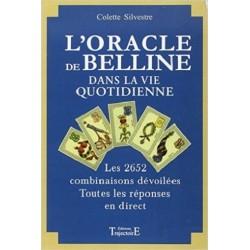 Livre Oracle De Belline Les 2652 Combinaisons Dévoilées