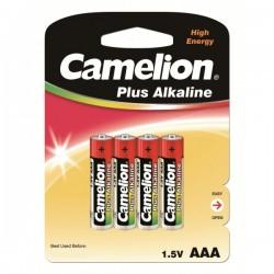 Blister de 4 Piles Alcalines Plus AAA LR03