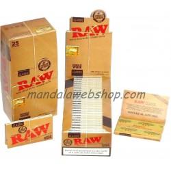 RAW Regular - Lot de 50 Carnets PROMO Point Relais !