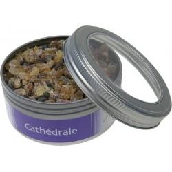 Encens CATHEDRALE Grains et Poudre - Boite de 100G
