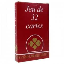 GAULOISE  Jeu de 32 Cartes France Cartes