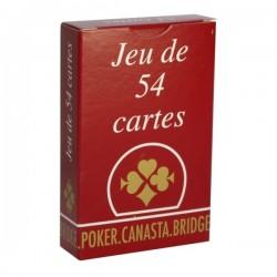 GAULOISE  Jeu de 54 Cartes France Cartes