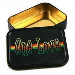 Boite Métal Etanche - ONE LOVE