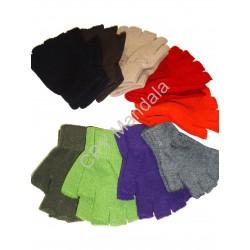 Mitaines Femme - Taille Unique - Coloris au choix