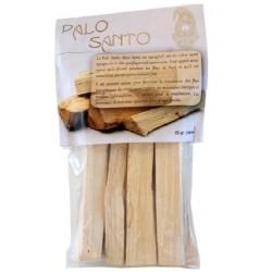 Bois sacré de Palo Santo - 5 Bâtonnets (Encens)