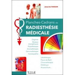 Planches-Cadrans de radiesthésie médicale - J. Fangain
