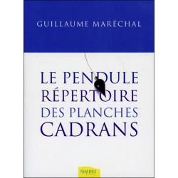 Le Pendule Répertoire des Planches Cadrans