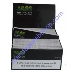 JASS SLIM Black Edition -Lot de 10  Carnets