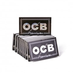 OCB Double premium -Lot de 10 Carnets