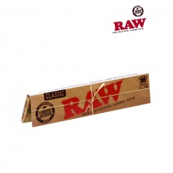 RAW Classic SLIM - Carnet de 32 Feuilles