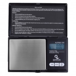 Lot de 10 Balances  Electroniques QUANTUM 100G